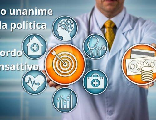 Ex specializzandi, coro unanime della politica per accordo transattivo.
